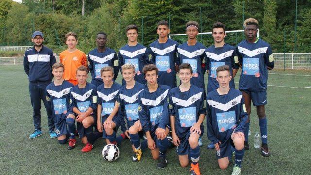Equipe U16 2002