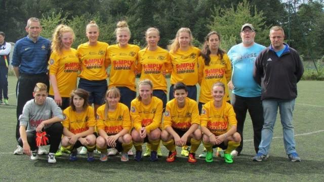 Section féminine AFC Compiègne