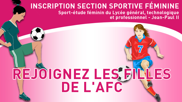Section sportive feminine AFC Compiègne
