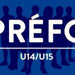 Préformation de l'AFC Compiègne - U14/U15