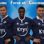 Avec Force et Courage