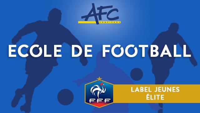 ecole de football AFC Compiègne