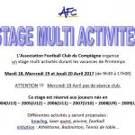 Capture stage MA 2017