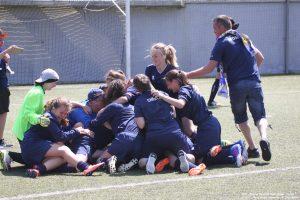 Victoire des U18F au tournoi San Jaime