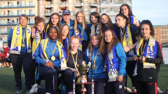 Les U18F au Tournoi San Jaime en Espagne