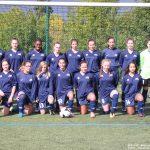 Equipe U18 F saison 2017/2018