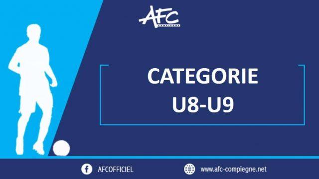 categorie U8 U9