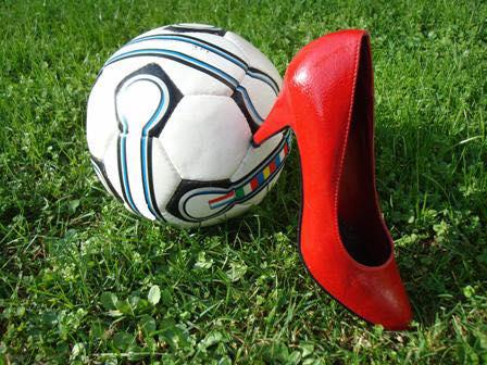 Stage foot féminin