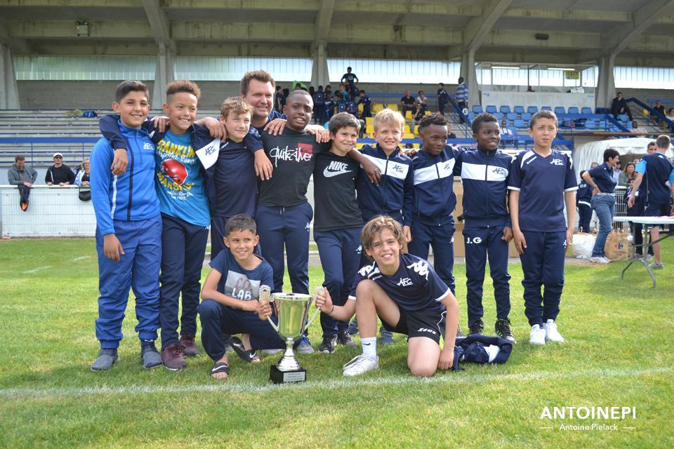 vainqueur U10 AFC