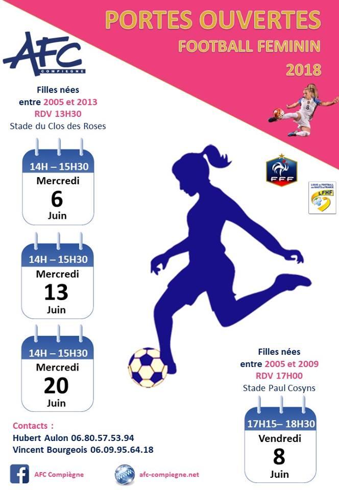 Portes ouvertes AFC 2018