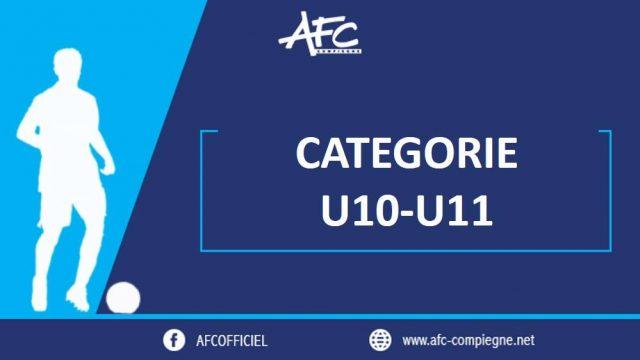categorie U10 U11