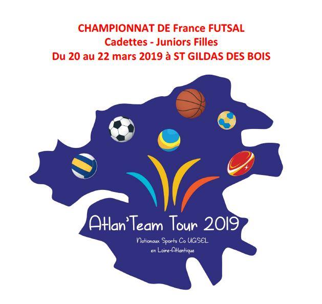 Championnat FUTSAL - St Gildas des Bois